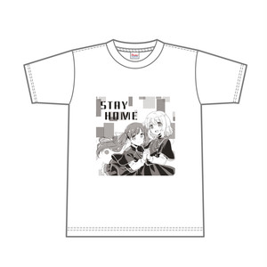 『STAY HOME』Tシャツver.2