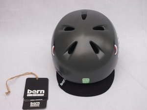 bern(バーン)キッズヘルメット
