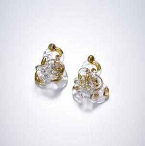 surge ring pierce gold
