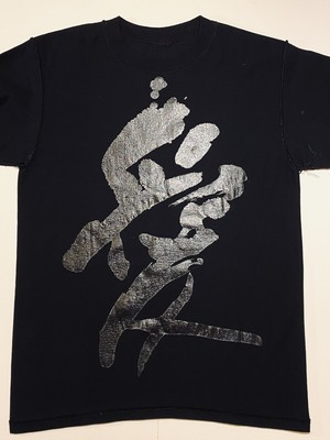 dead stock・「愛」ティシャツ