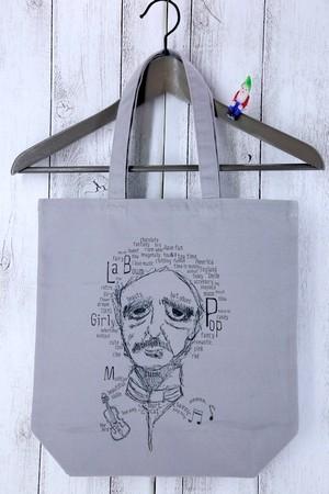 La Boum デザイントートバッグ(アーティストの頭の中)
