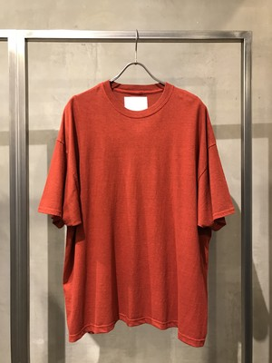TrAnsference wide fit T-shirt - red (dull)