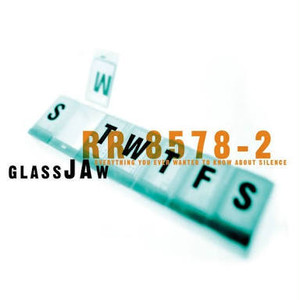 【USED】GLASSJAW / EVERYTHING YOU EVER WANTED TO KNOW ABOUT SILENCE