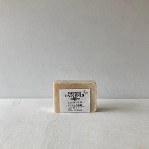PATOUNIS / olive soap / purewhite