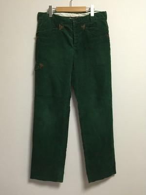 90's Polo Ralph Lauren green corduroy pants