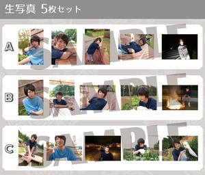 生写真セット(谷水力21stバースデーイベント物販)