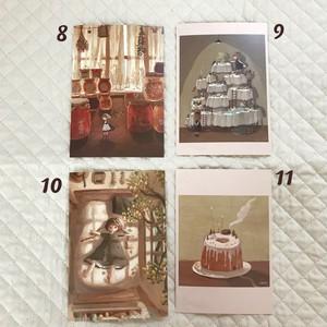 ポストカード【8.9.10.11】