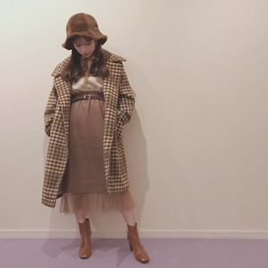 check long coat (A18-6013K)