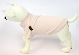 犬用 Tシャツ ピンク(S.M.L.LL)税込