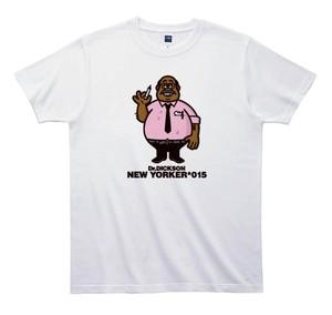 《山本周司Tシャツ》TY015/  Dr.DICKSON