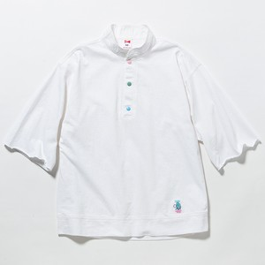 SALT LAKE SNAP TEE - WHITE