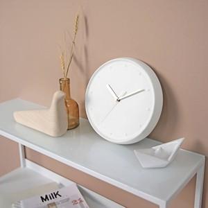 serin clock 3colors / セラミック マット 壁掛け時計 陶器 北欧 韓国雑貨