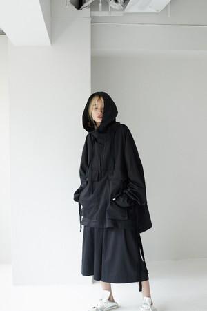 jacket-anorak [ r13-20AW / set up ]