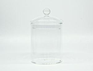 クローズドテラリウム用ガラスキャニスター(L-size)
