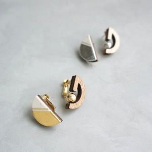pierced earrings P-187/ earrings E-187