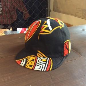 "HIGHER(ハイヤー) HT19002 ""AFRICAN BATIK KITENGE CAP"" キャップ 日本製 SHALLBAT"