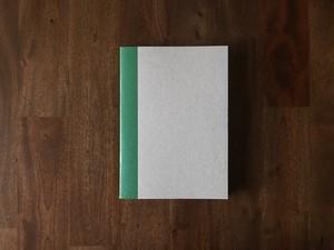 陽の目を見なかった紙を活用し生み出されたA5ノート ドット 赤・緑・空