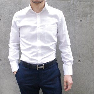 オーダードレスシャツ  ホワイトブロード 80双糸
