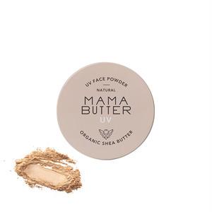 ママバター フェイスパウダー - ラベンダー&ゼラニウムの香り -