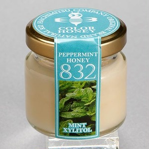 MINT XYLITOL PEPPERMINT(ミント) HONEY 45g