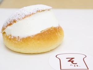 巷で大人気のマリトッツオが入ったデザートパンお任せセット