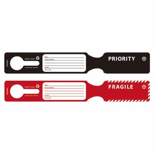 TRAVENEY Luggage tag set of 2