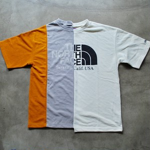 THE NORTH FACE PURPLE LABEL Asymmetry Logo Tee