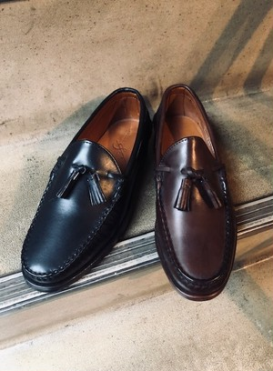"RANCOURT&CO.   ""TASSEL LOAFER"""