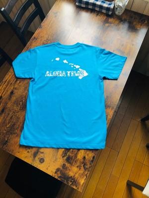 (ユニセックス)ALOHA TIMETシャツ