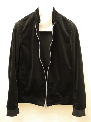 Harriss Twill Velour Riders Jacket