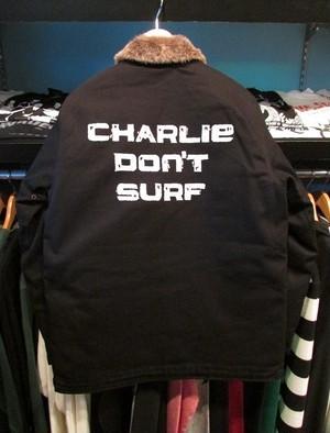DECK JKT CHARLIE DON'T SURF