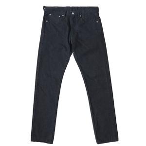 スリムフィット 5 ポケット ジーンズ ブラック