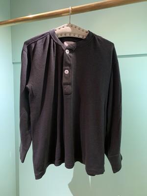 Dead-Stock【ヘンリーシャツ】チャコールグレー 1128GR