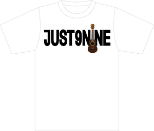 JUST9NINE TEES 002 WH