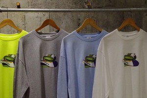 WHIMSY POISON L/S TEE