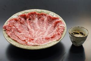 赤城牛サーロインすき焼きセット(4~5人前)