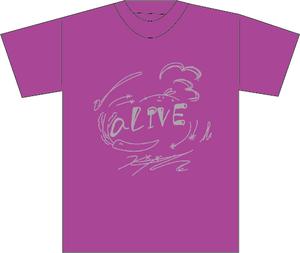 代々木Barbara受注作品Tシャツ(MOCU2)