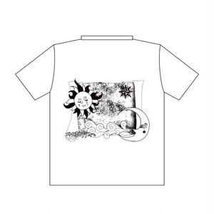 オリジナルTシャツ(ソル&ルナver.)