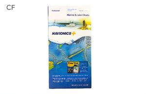 NAVIONICS+35XG(中国 + 日本):CFカード
