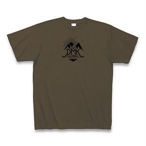 DMK GLOBAL Tシャツ(オリーブ)