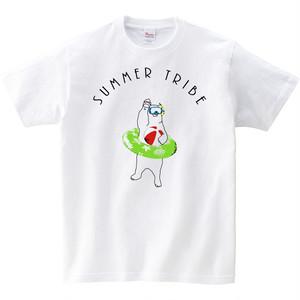 [キッズTシャツ] summer tribe