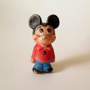 MICKEY MOUSE bowling pin figure ・ミッキーマウス ボーリングピン U.S.A