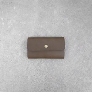 BUSINESS CARD CASE / OLIVE