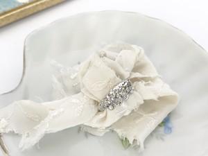 Sirène ring ー silver ー