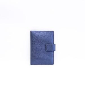 【B.stuff】カードケース /インディゴ