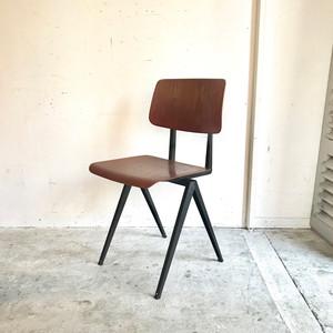 Vintage Galvanitas S-16 Chair 1960's オランダ B ドットシート