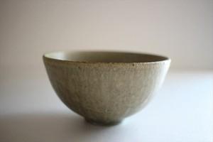 小林耶摩人(恵山)|ボウルSS(4寸) 灰釉