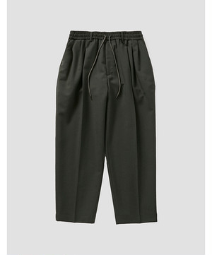 (marka) 3TUCK TAPERED FIT EASY