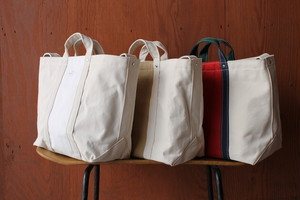 20/80 / CANVAS #6 2WAY TOOL TOTE