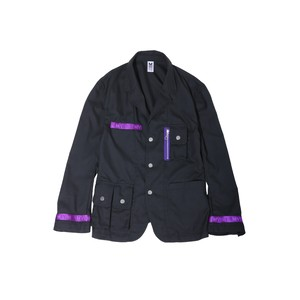 MYne TAPE WORK JACKET